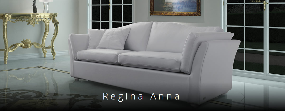 Regina Anna, Asnaghi made in Italy